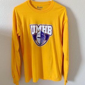 UMHB Champion Long sleeve